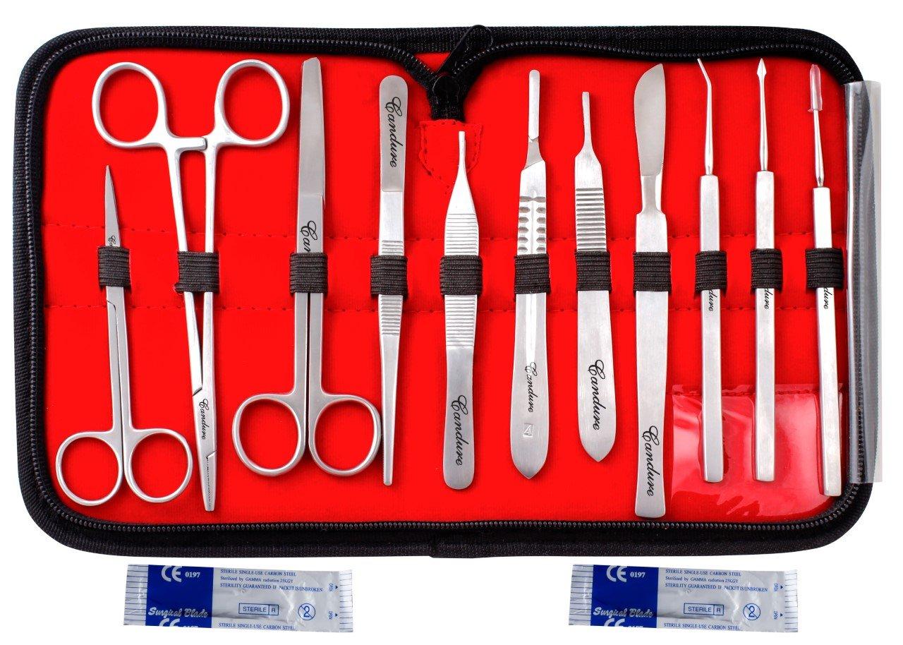 CANDURE® - Kit de disección - Instrumentos disección de Calidad ...