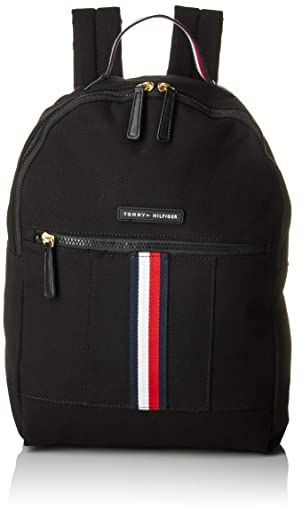 Tommy Hilfiger Backpack for Women TH Flag Canvas