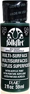 product image for FolkArt Multi-Surface Paint in Assorted Colors (2 oz), 2918, Thicket