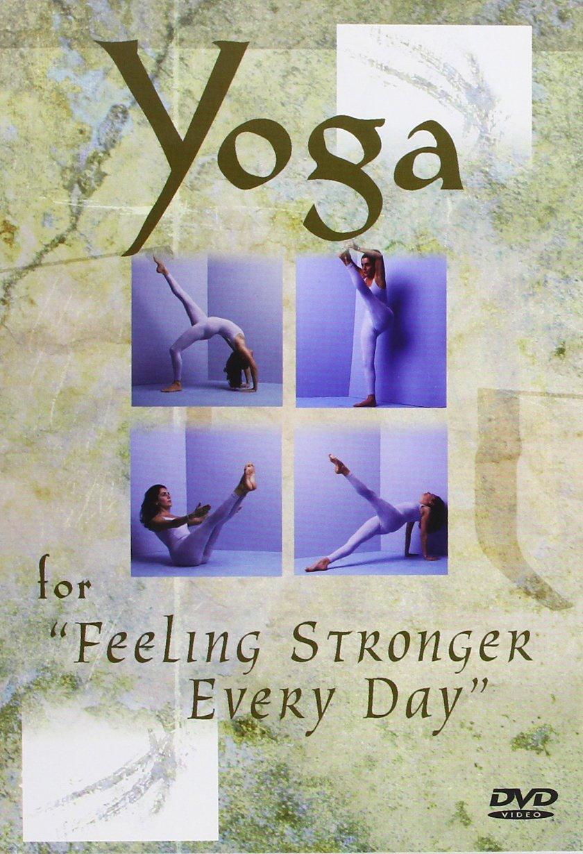 Yoga For Feeling Stronger Every Day Reino Unido DVD: Amazon ...