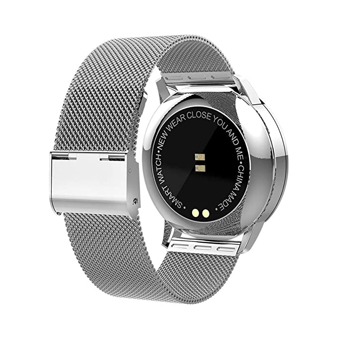 TianranRT Q8 - Reloj inteligente con pantalla de color para la ...