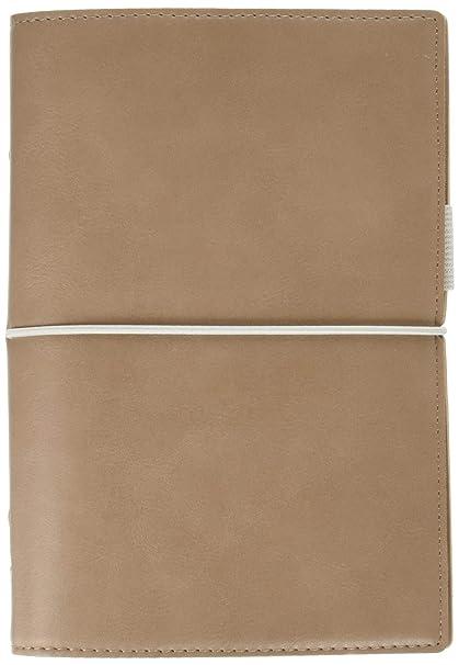 Filofax Domino – Organizador personal, suave, 2019 color marrón