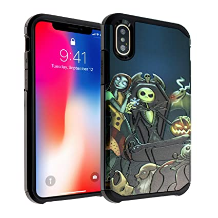 iphone xs case nightmare before christmas