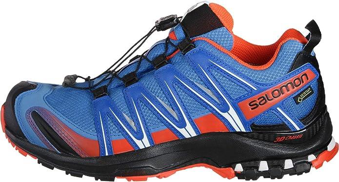 Salomon XA Pro 3D GTX, Zapatillas de Running para Hombre: Amazon.es: Zapatos y complementos