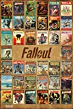 Amazon Price History for:Fallout 4- Pulp Fiction Compilation Poster 24 x 36in