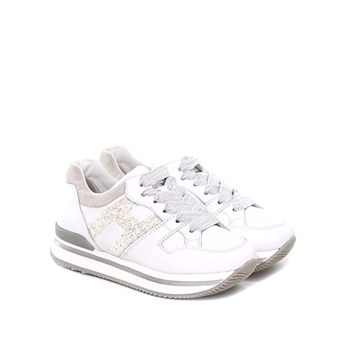 hogan sneakers h222 bambina
