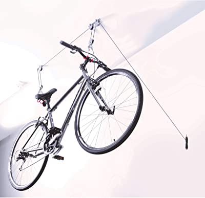 Delta Cycle El Greco Bike Hoist for Garage Lift Space Storage