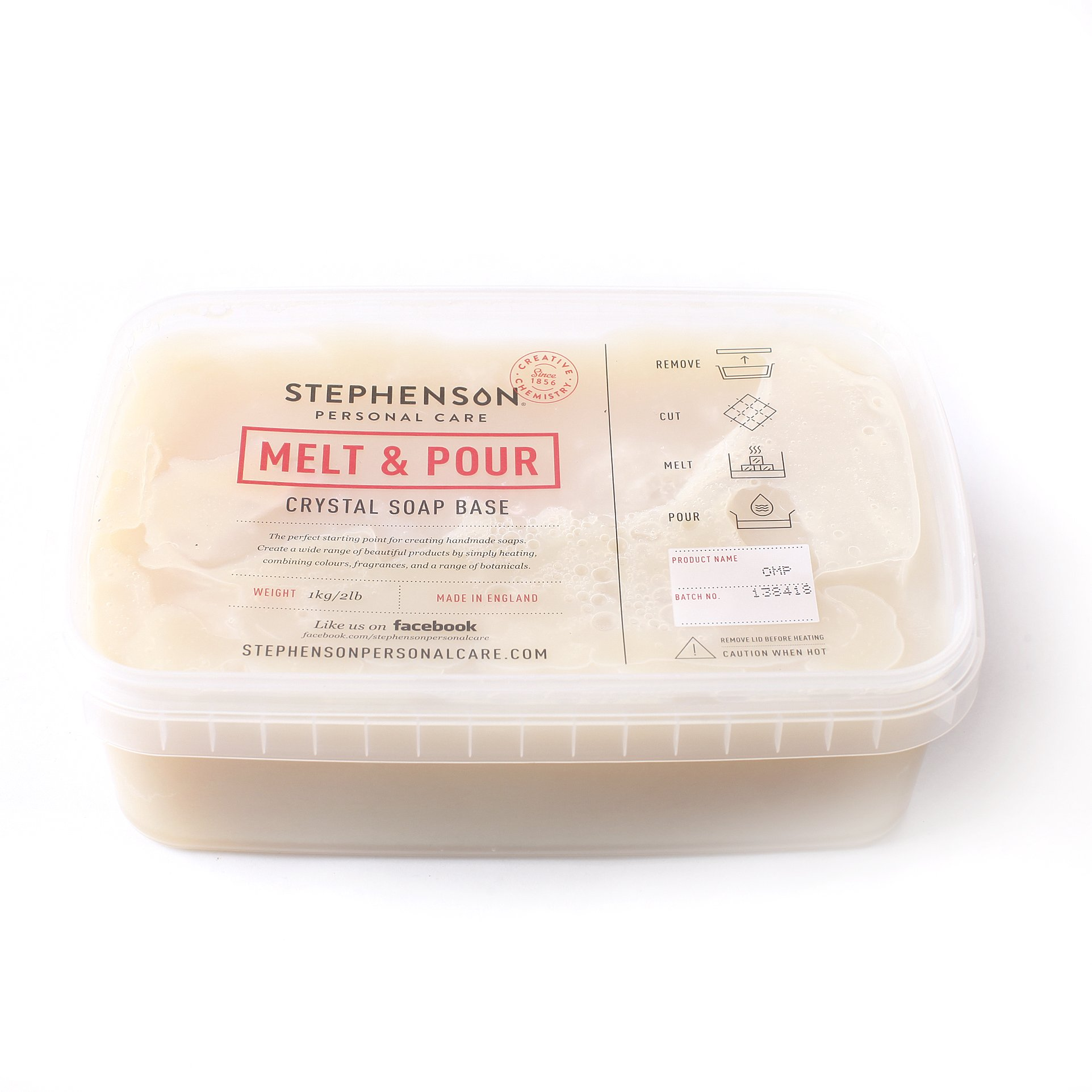 │ Bulk Premium 100/% Natural Glycerin Soap Base │ Luxurious Soap Making Supplies Pifito Castile Melt and Pour Soap Base 5 lb