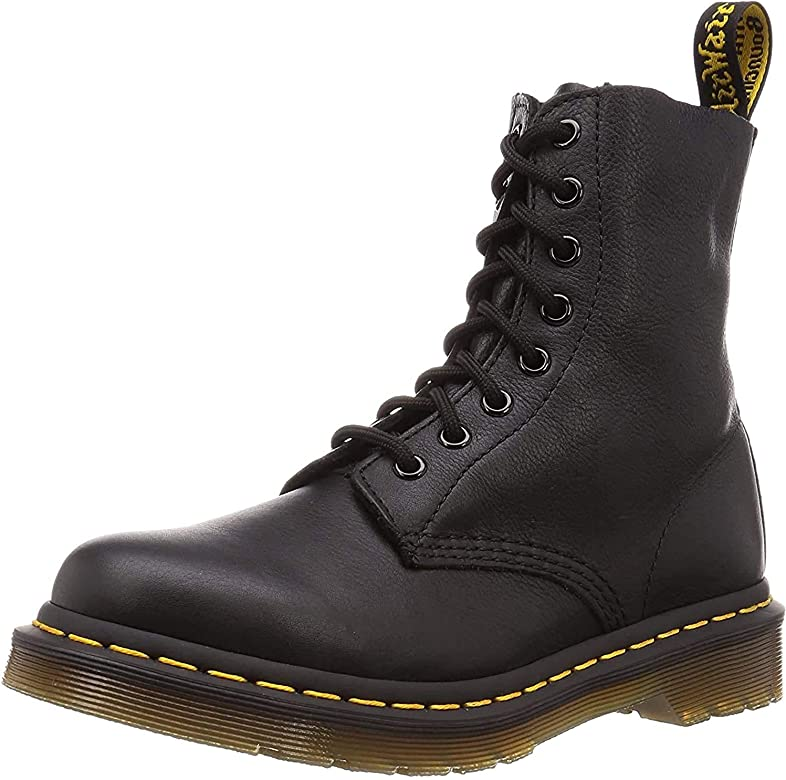 1460 Pascal 8-Eye Leather Boot