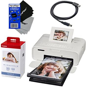 canon selphy cp1200 wireless color photo printer white canon kp 108in color - Canon Selphy Color Ink Paper Set