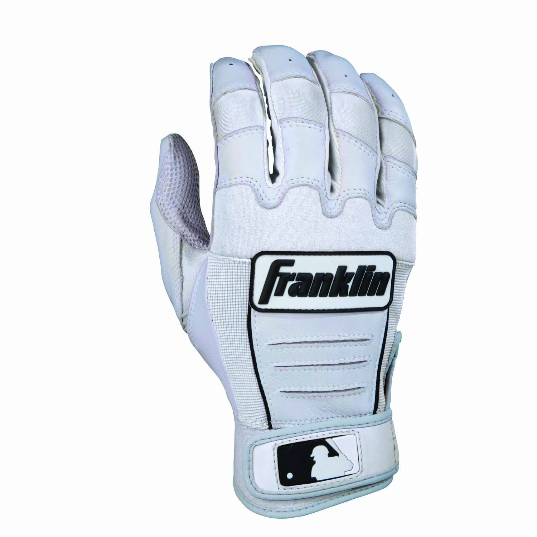 Franklin (フランクリン) スポーツ MLB CFX Pro バッティング グロ―ブ B00A8JUB2A Adult Large|Pearl/White (2013) Pearl/White (2013) Adult Large