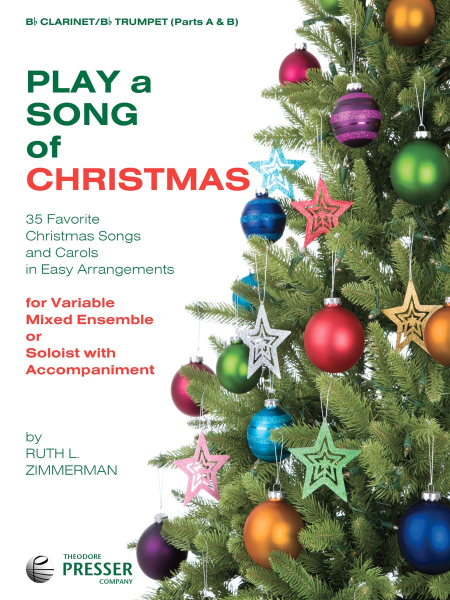 Christmas songs to play on the clarinet