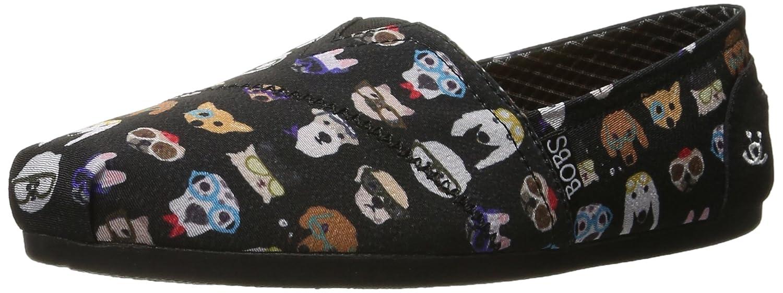 Black  Multi Skechers Women's BOBS Plush - Pup Smarts shoes