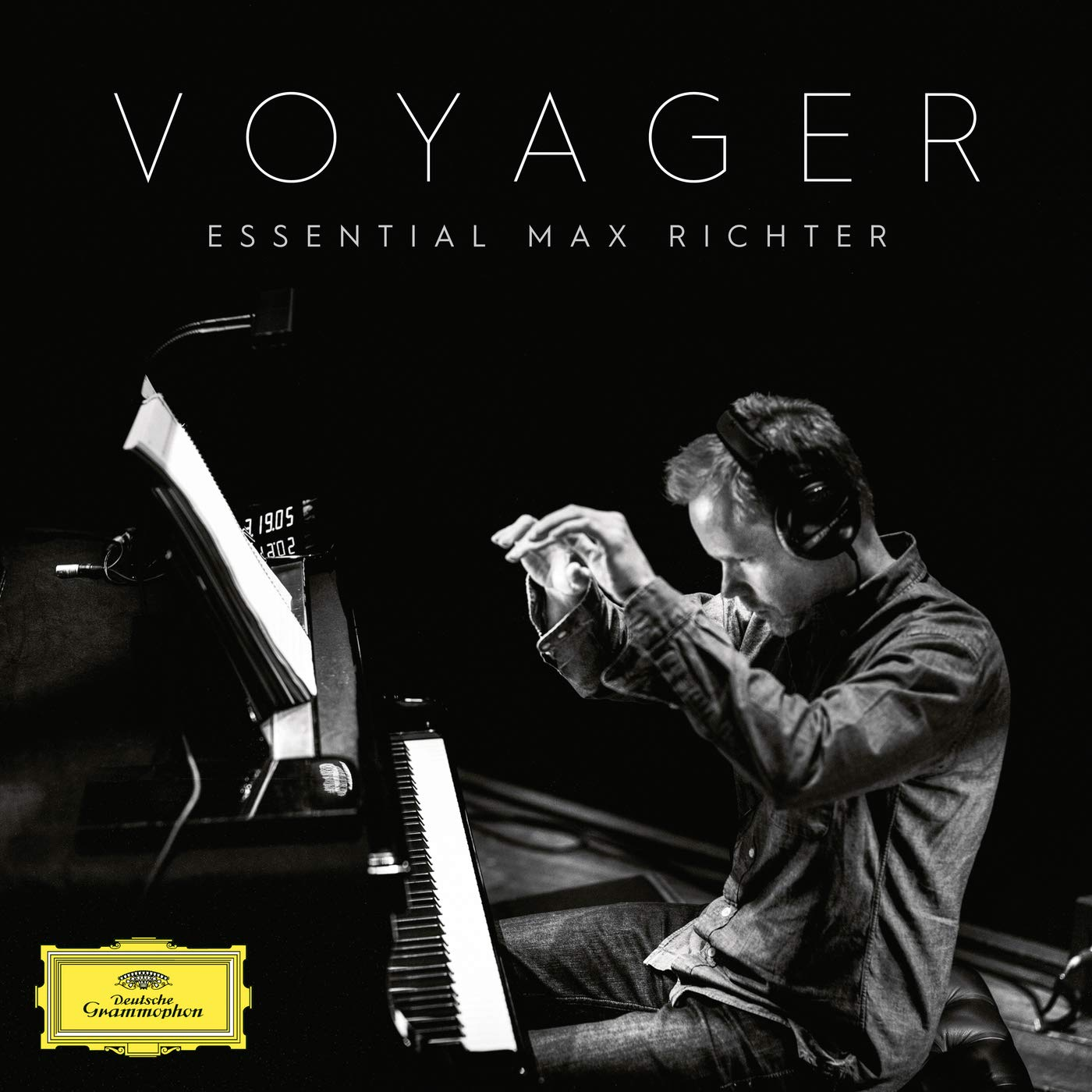 Book Cover: Voyager: Essential Max Richter