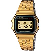 Casio Classic A159WGEA-1VT Men's Watch (Gold)