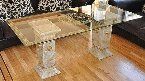sensation - Tavolo da Cucina in Stile Rustico, Modello Medusa ...