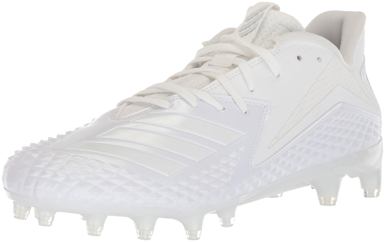 6ee4628e05e36 Galleon - Adidas Men's Freak X Carbon Mid Football Shoe, White/White ...