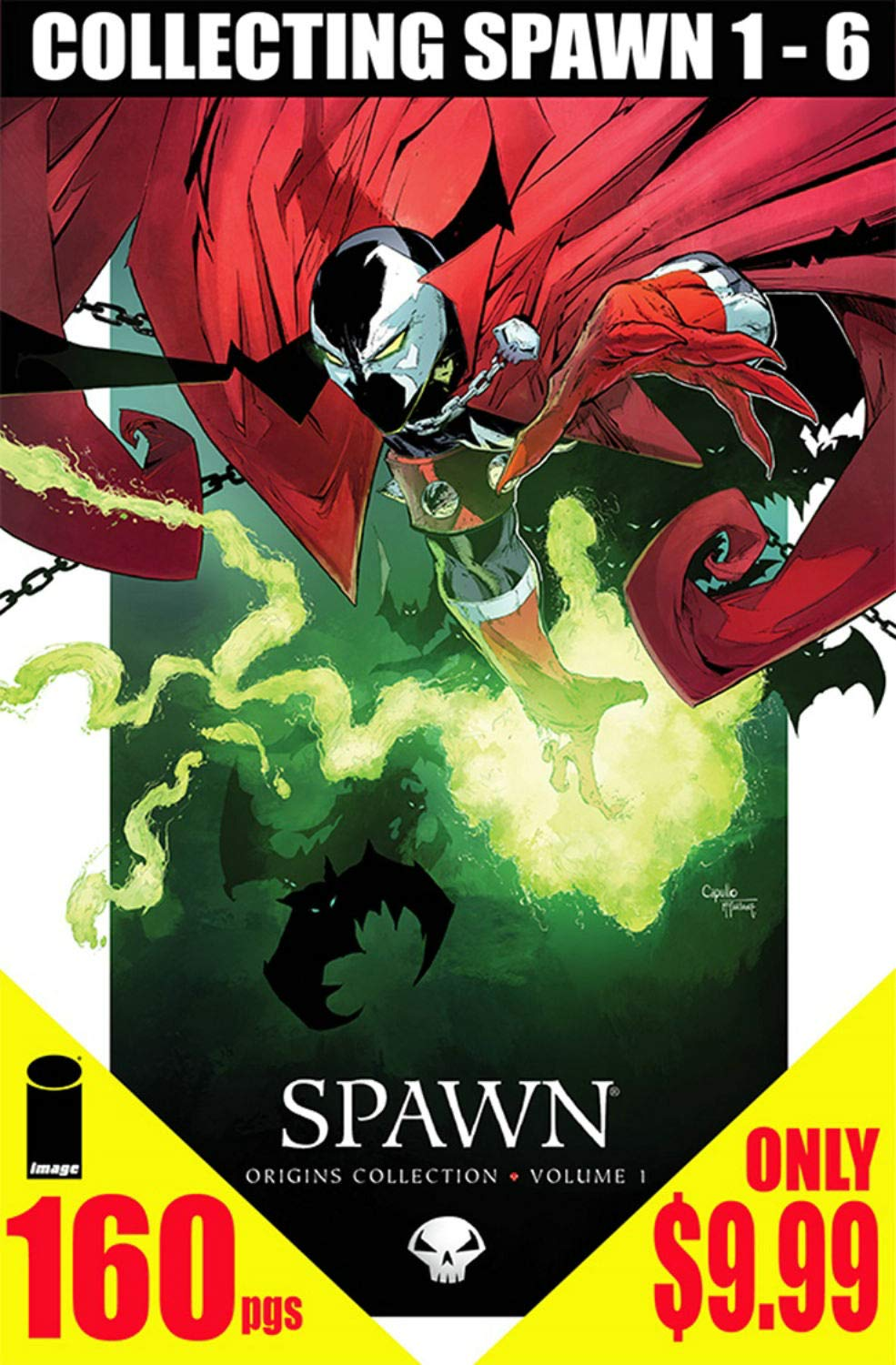 Fast Shipping 24 in x 15 in High Quality Poster Spawn Hell/'s General