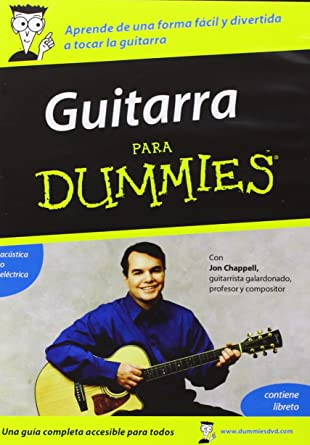 Guitarra Para Dummies [DVD]