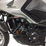 Inpreda Frame Exhaust Sliders Crash Protector Compatible with Honda NC750 X NC750X 2014-2018