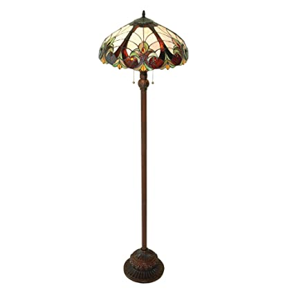 Amazon chloe lighting ch18780fl 2 light victorian floor lamp chloe lighting ch18780fl 2 light victorian floor lamp aloadofball Gallery