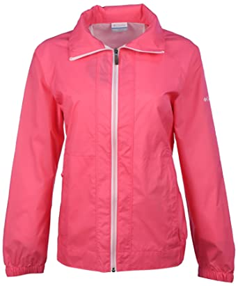 Amazon.com: Columbia Women's Access Point Waterproof Jacket: Clothing
