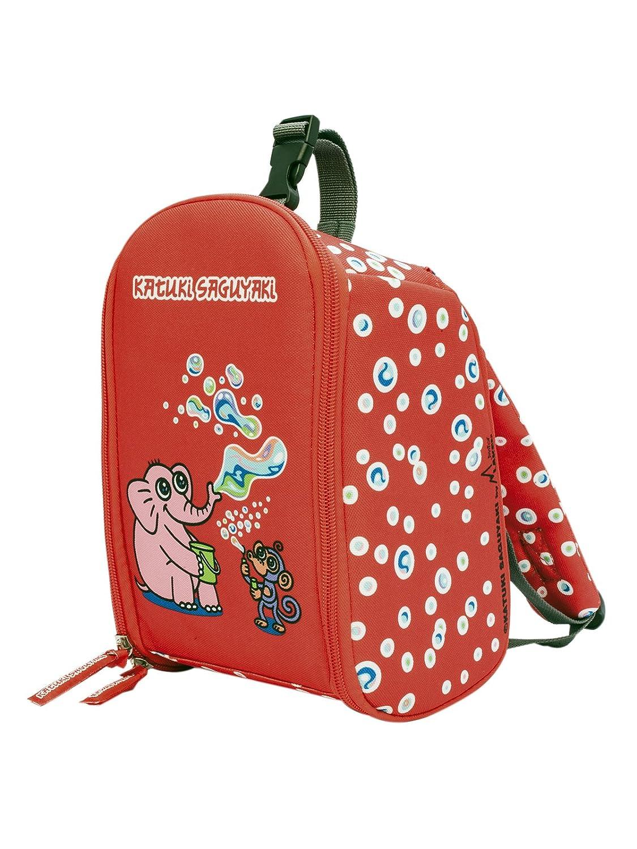 Sac à dos isolant pour enfants de la marque Katuki Saguyaki, pliable et facile à nettoyer pliable et facile à nettoyer Laken YMD