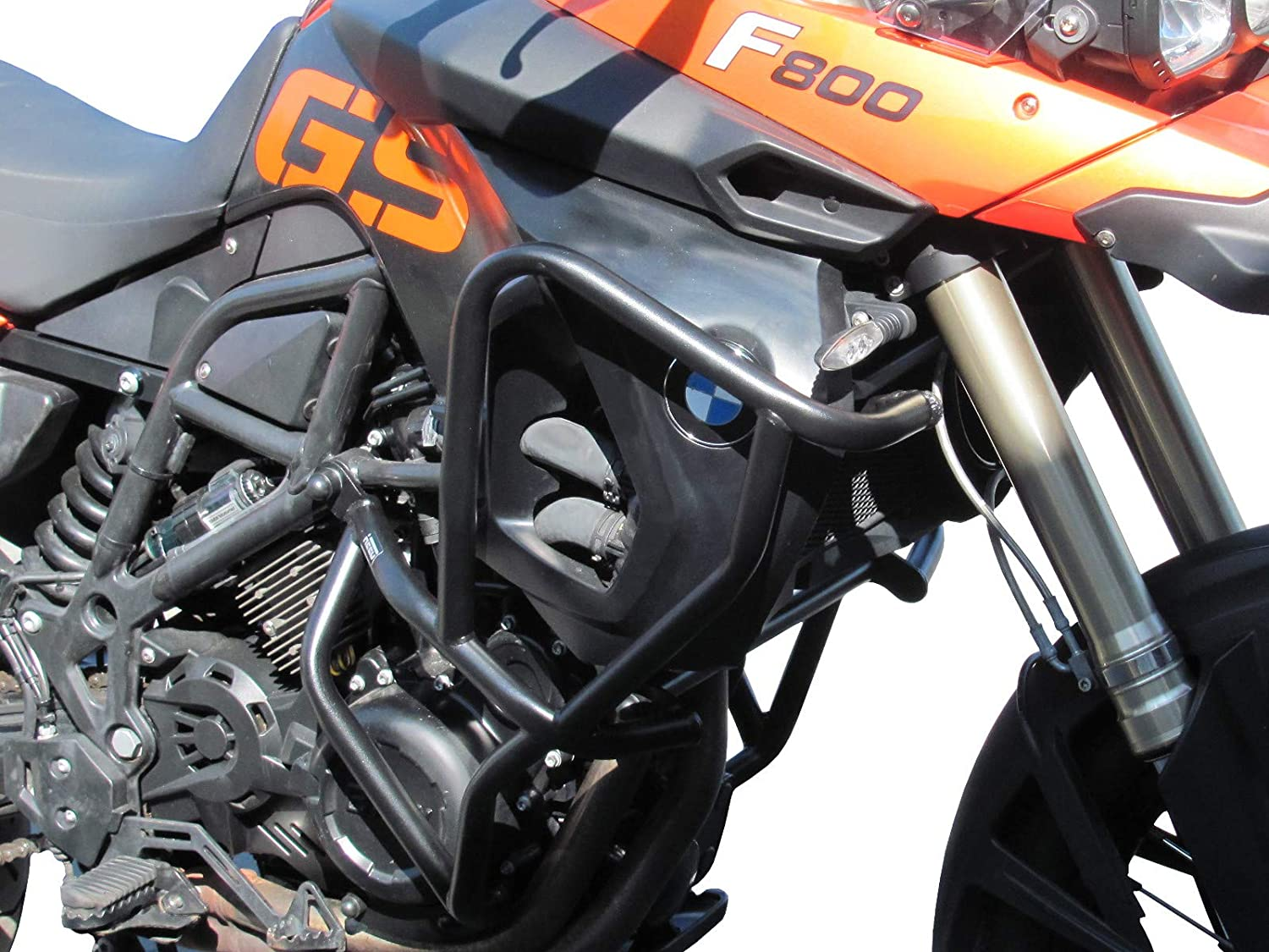 Pare carters HEED F 800 GS (2008-2012) / F 650 GS (2008-2013) Bunker
