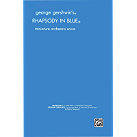 Rhapsody in Blue: Full Orchestra (Miniature Score) book cover
