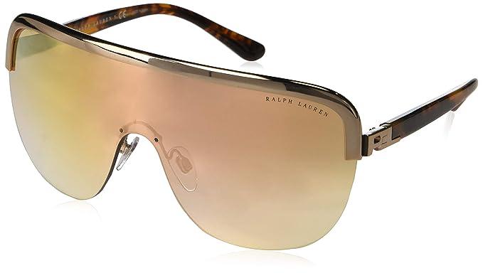 Ralph Lauren 0Rl7057 Gafas de sol, Rose Gold, 61 para Mujer ...