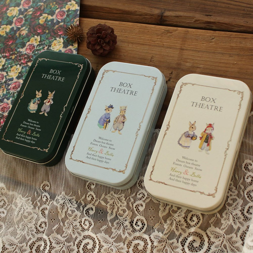 Forest Rhapsody DIY Dollhouse Miniature Kit Handmade Xmas//Birthday Idea Gift Box Theatre