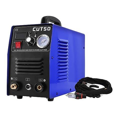oldriver CUT50 corte Plasma Inventer corte máximo 10 mm Soldadura al ...
