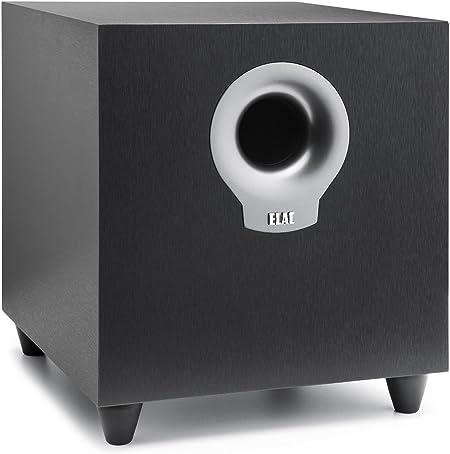 Elac Debut S10 Lautsprecher 100 200w Schwarz Dekor Audio Hifi