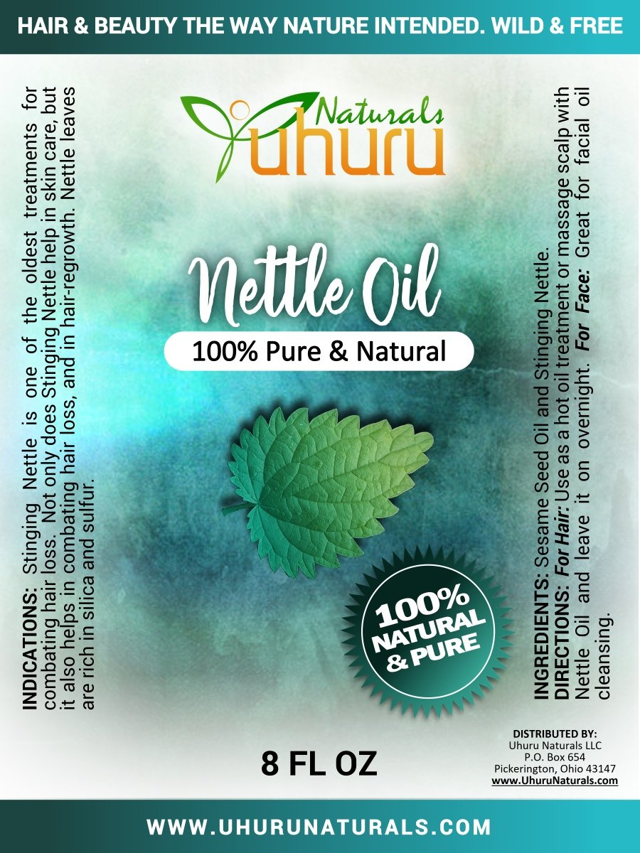 Nettle Oil 8