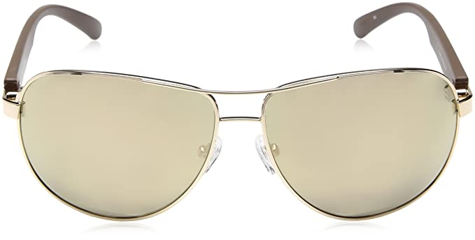 Guess GU6675-6432C Gafas de sol, Oro, 64 para Hombre: Amazon ...