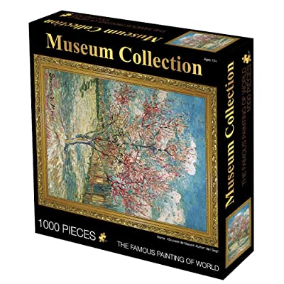 SShuangxu 1000 Pieces Jigsaw Puzzles for Adults DIY Home Decoration Puzzles Paper World Oil Painting Puzzle Decompression Jigsaw Toy Adult Children Puzzle Puzzle Intellective Educational Toy: Home & Kitchen