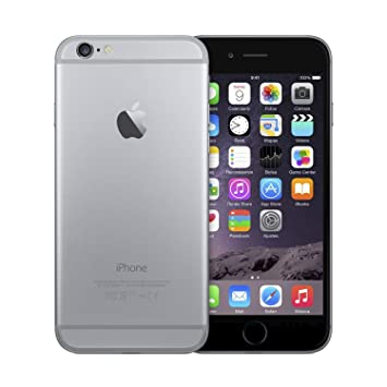 a3fff022e98 Apple iPhone 6 32Gb Gris Espacial - Mq3d2dl/A: Apple: Amazon.es: Electrónica