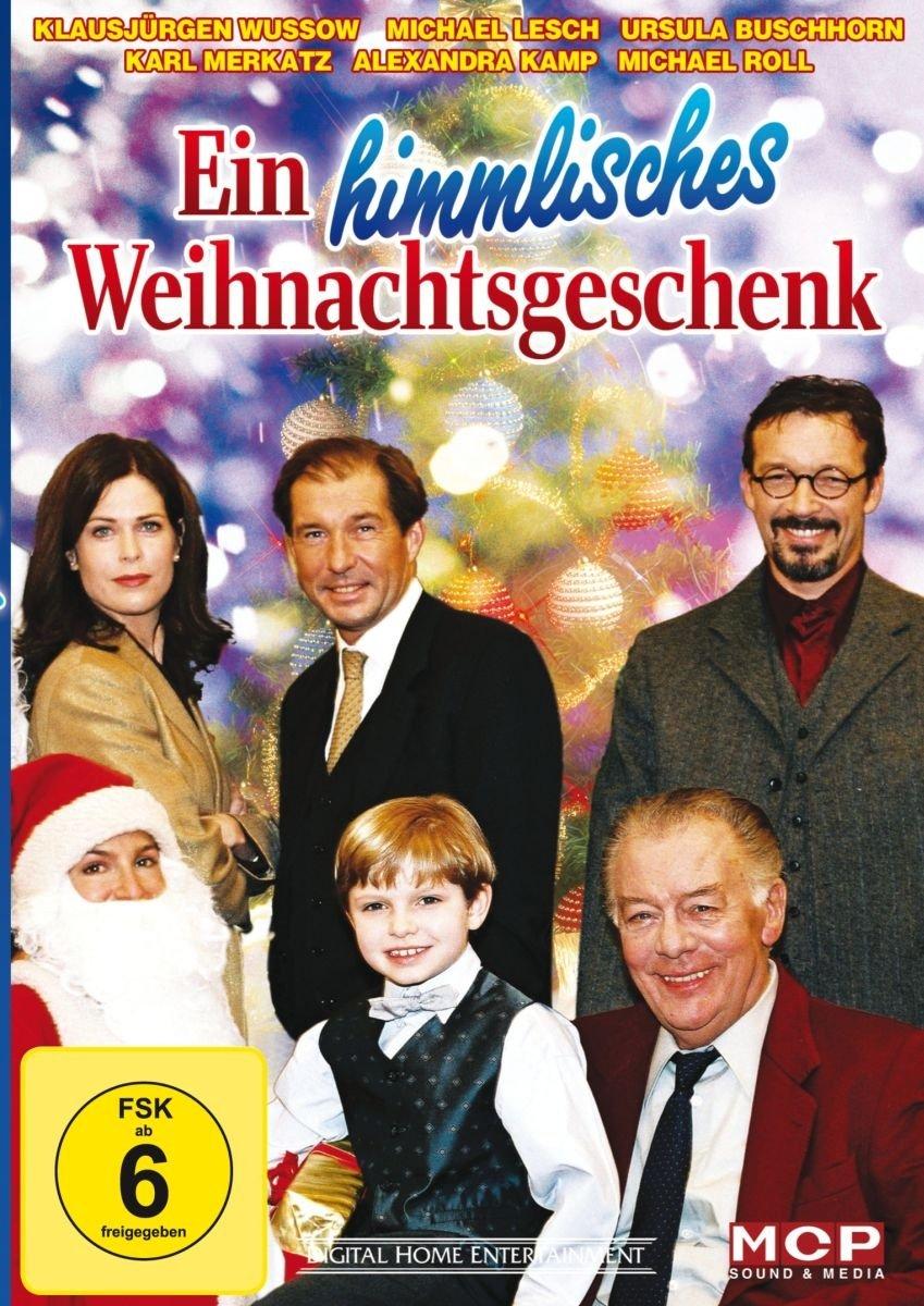 Ein himmlisches Weihnachtsgeschenk: Amazon.de: Klausjürgen Wussow ...