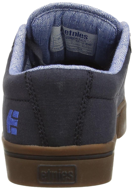 Etnies Jameson 2 Eco - Zapatillas De Skateboarding para hombre, color black (black/brown/green 349), talla 44.5 (10 UK)