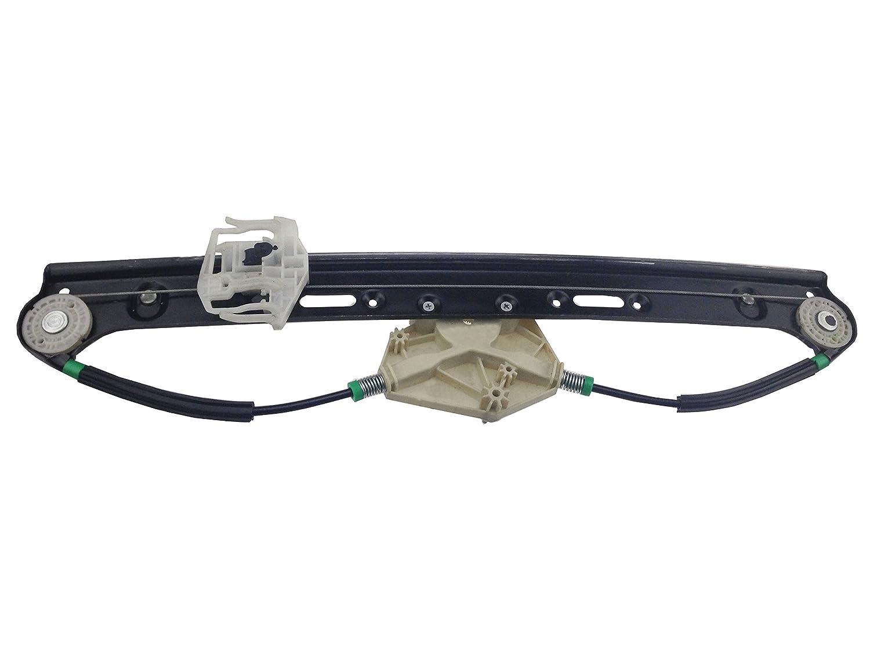 Alzacristalli elettrico posteriore sinistro, senza motore elettrico, codice prodotto 51353448251, 749-586 GEPCO Advanced Technology