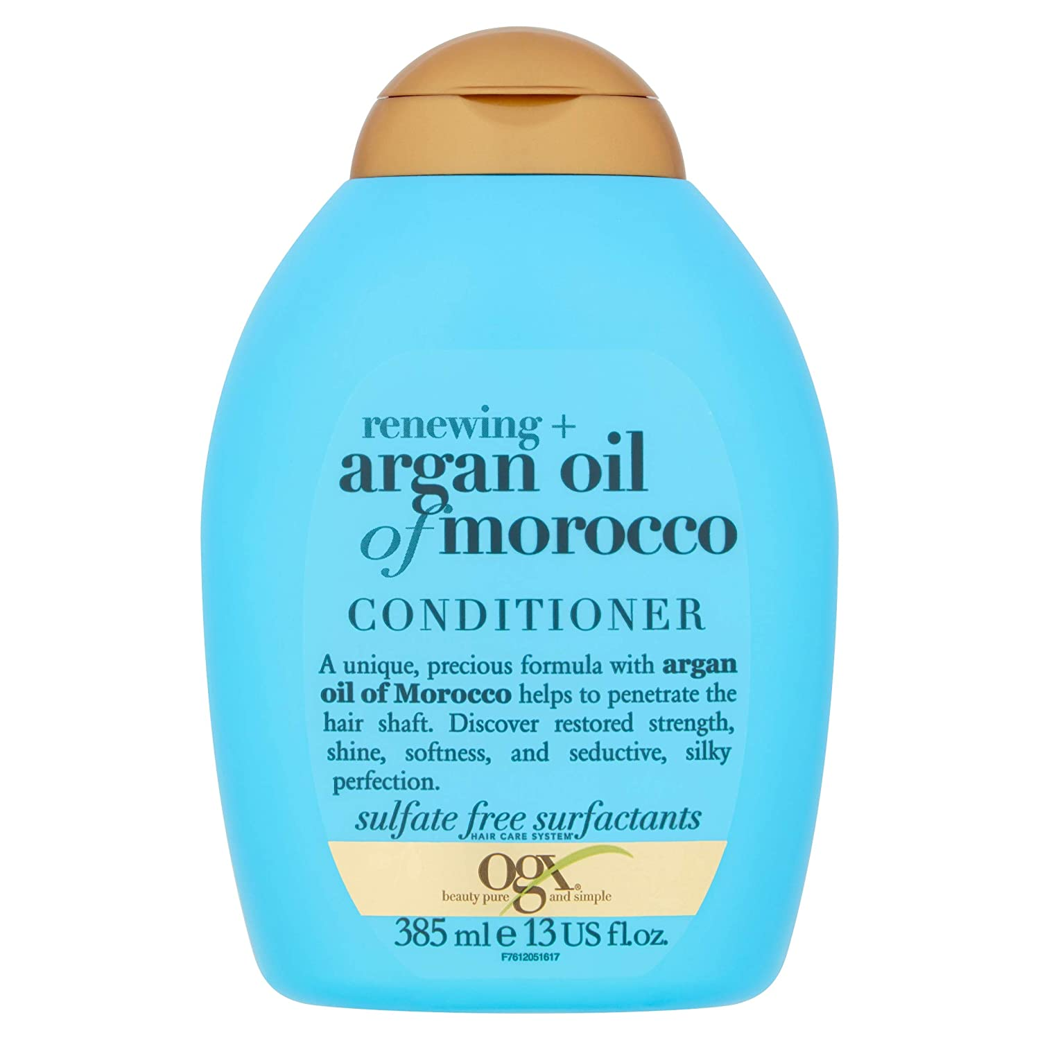 Ogx - Renewing Argan Oil of Morocco, Balsamo per capelli, 385 ml Beauty - FDD International 108224508