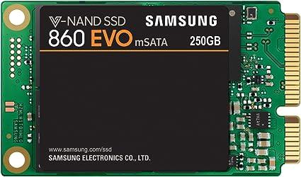 "Samsung 860 EVO 250gb SSD SATA III Solid State Drive 150tbw 2.5/"" ORIGINALE NW"