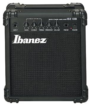 Ibanez IBZ10B - Combo de amplificador para bajo (10W)