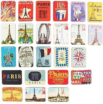 Paris Souvenir Magnets