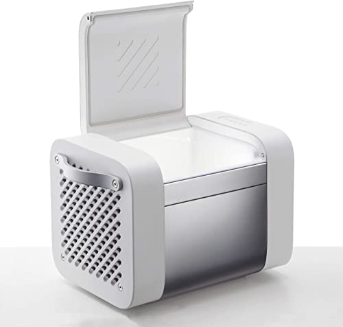 KUBE Bluetooth Speaker with 37qt Cooler Storage and Engineered to Deliver Exceptional Sound in Large Spaces by Thomas Darden