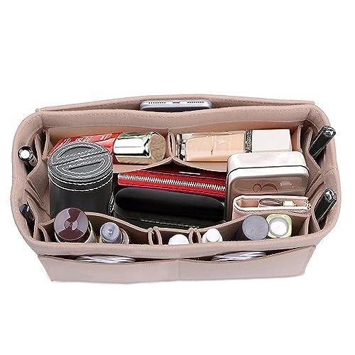 Amazon Com Felt Fabric Handbag Organizer Bag M Fits Speedy 30 And
