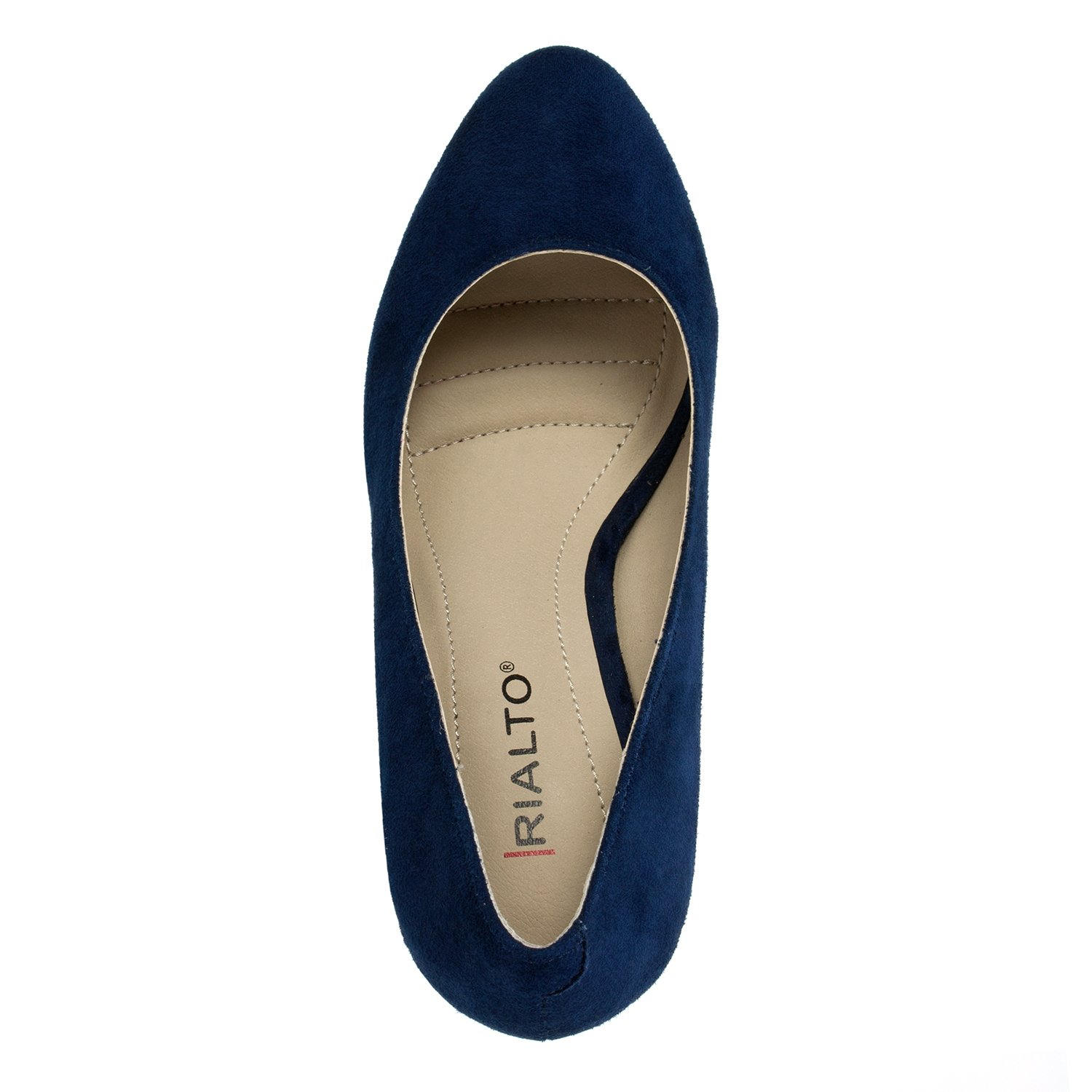 1cccbd8f82 Amazon.com | Rialto Womens Calypso Fabric Round Toe Wedge Pumps | Sandals