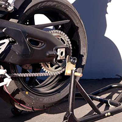 Shogun 2020 Yamaha FZ10 FZ 10 2020 2020 2020 MT-10 MT 10 Swingarm Spools - Sliders - Black - 701-0649 - MADE IN THE USA: Automotive