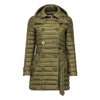 finest selection e0b35 1ed39 JOTT Damen Daunenjacke Winterjacke Trench Coat Zwei Reiher ...