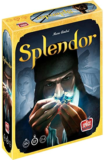 Image result for splendor board game